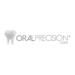 Dukal - TBDEN - Denture Toothbrush, 2-Sided, Clear Handle, Clear Polypropylene Bristles, 144/bx, 10 bx/cs